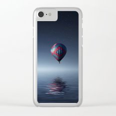 No more time Clear iPhone Case