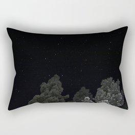 June Night Sky Rectangular Pillow