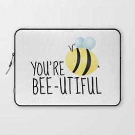 You're Bee-utiful Laptop Sleeve