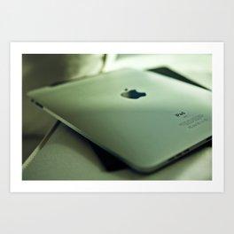iPad  Art Print