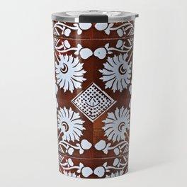 Storytile of Portugal Travel Mug
