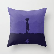 Killua Throw Pillow