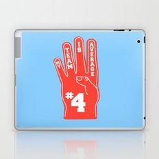 Foam Finger Laptop & iPad Skin