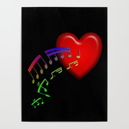 Music From The Heart Poster