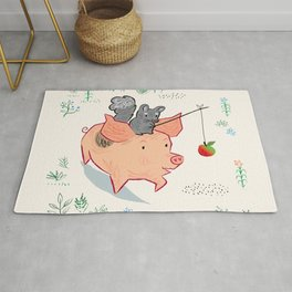 Meadow March Rug