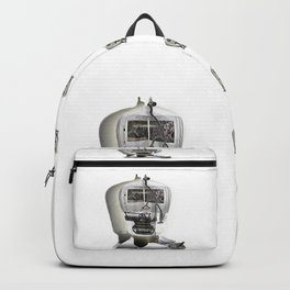 Tie down the story Backpack