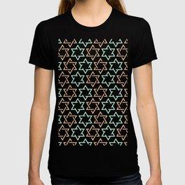 Star Of David Pattern  #society6 #decor #buyart #artprint T-shirt