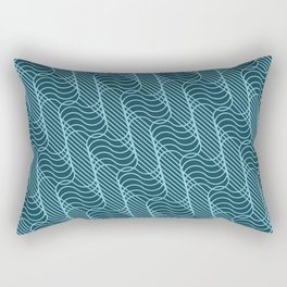 Op Art 146 Rectangular Pillow
