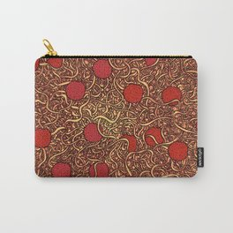 Spaghetti mess Carry-All Pouch