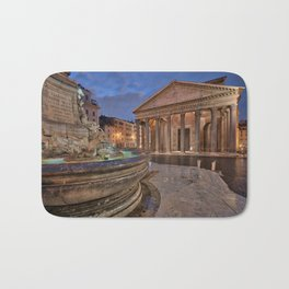 Pantheon Rome Bath Mat
