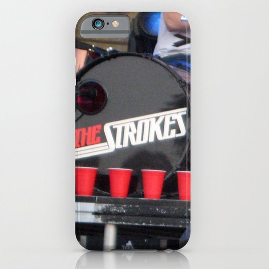Red Solo - The Strokes iPhone & iPod Case