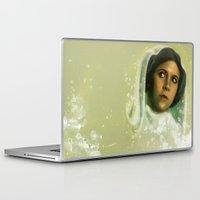 princess Laptop & iPad Skins featuring Princess by Jackie Sullivan