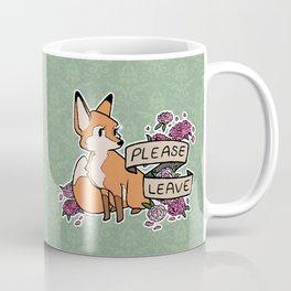 please leave Coffee Mug