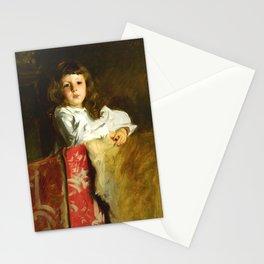 """John Singer Sargent """"John Alfred Parsons Millet"""" Stationery Cards"""