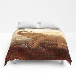 Happy Elephant Comforters
