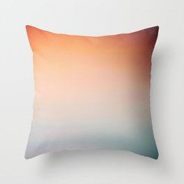 Color Study - 014 Throw Pillow
