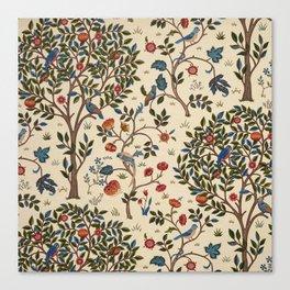 "William Morris ""Kelmscott Tree"" 1. Canvas Print"