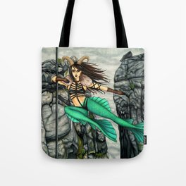 Pole Stars - CAPRICORN Tote Bag
