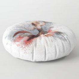 Ballerina Floor Pillow
