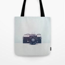 Film Camera Tote Bag