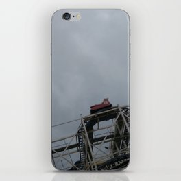 Riding The Clouds iPhone Skin