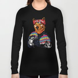 Shiba - The Hustler Long Sleeve T-shirt