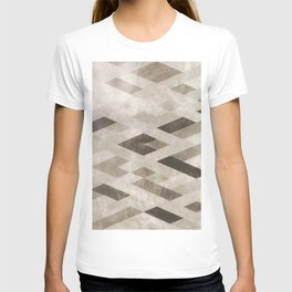Abstract Pattern in Subtle T-shirt