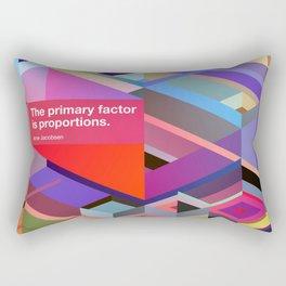 Proportions Rectangular Pillow