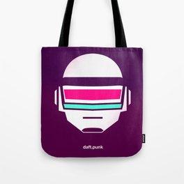 Daft Punk Tote Bag
