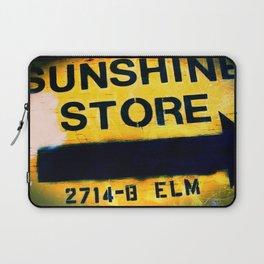 Sunshine Store Laptop Sleeve