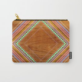 Aztec Arbutus Carry-All Pouch
