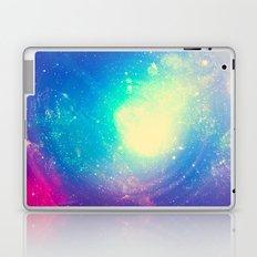 Galaxy Waves Laptop & iPad Skin
