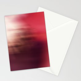 Red passion Stationery Cards