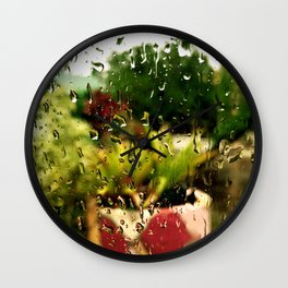 Cuddle Mood Wall Clock
