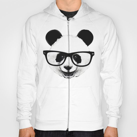 Panda Head Too Hoody