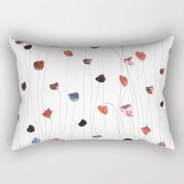 Delicate Matter Rectangular Pillow