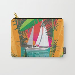 Sailing To Delos Revisited Carry-All Pouch