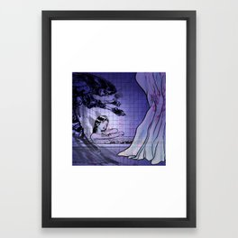 horror story 2 Framed Art Print