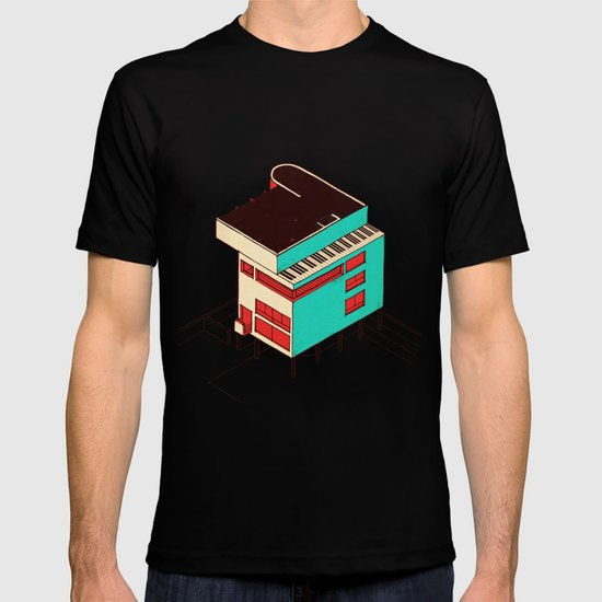 Music & Architecture T-shirt