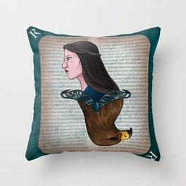 Rowena Ravenclaw Throw Pillow