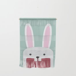 Jawdrop Bunny Wall Hanging