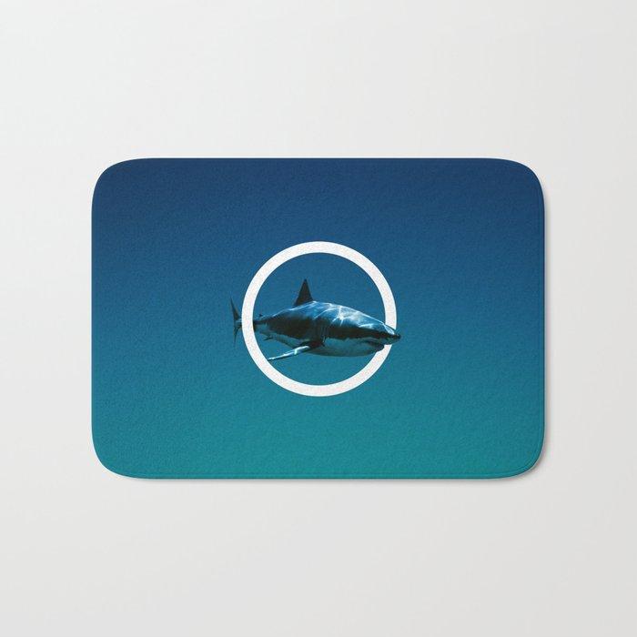 Shark. Bath Mat