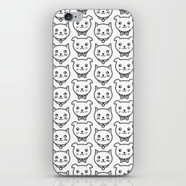 Kitty Cats & Doggy Dogs iPhone Skin