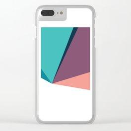 AHM! Clear iPhone Case