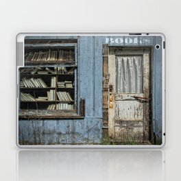 The Bookstore Laptop & iPad Skin