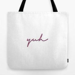 YUH | ARIANA Tote Bag