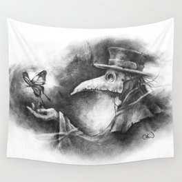 The Resilience of Life Wall Tapestry