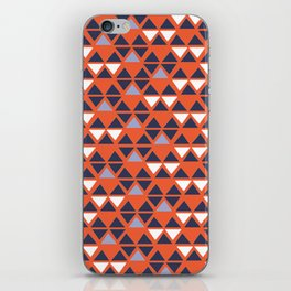 triangle iPhone Skin