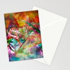 Sending Them Back Stationery Cards