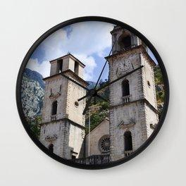 European Clockwork Wall Clock